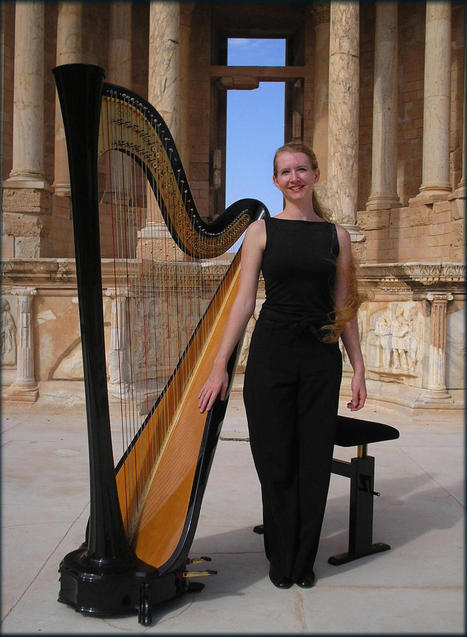 Concert de harpe, dimanche 8, à Notre-Dame de Douai : les «Folies ... - La Voix du Nord   A propos de harpe   Scoop.it