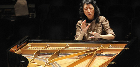 Pianist Mitsuko Uchida looking forward to a return to Birmingham - The Birmingham Post | Songs in Piano | Scoop.it