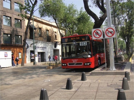 The New Kid on the Block: Metrobus Opens Line 4 in Mexico City | TheCityFix | Piccolo Mondo | Scoop.it