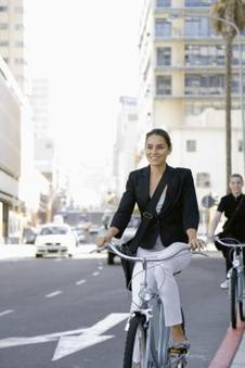 How Riding a Bike Reduces Global Warming | climate change | Scoop.it