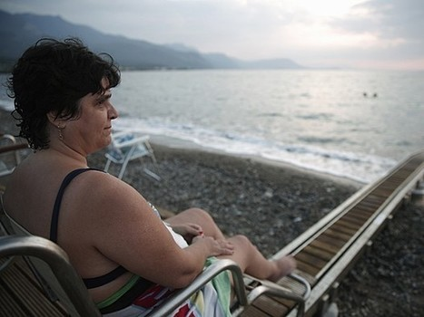 Ionian Islands Introduce Beach Access for Persons with Disabilities | Greece Travel | Scoop.it