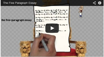 Tweeted: The Five Paragraph Essay: http://t.co/8kLdfdhADN v... | 21st Century Education and Teaching | Scoop.it