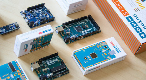Now it's time for Genuino Zero and Micro, get them now!   Raspberry Pi   Scoop.it