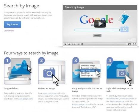 Comment utiliser la recherche par image sur Google Images | Ballajack | Time to Learn | Scoop.it
