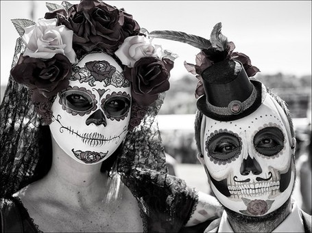 X-Pro1 shoots Día de los Muertos | Chris Dodkin | Fuji X-Life | Scoop.it