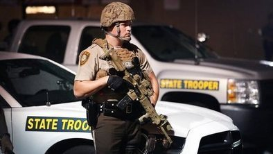 Curfew in riot-hit Missouri suburb   It Comes Undone-Think About It   Scoop.it