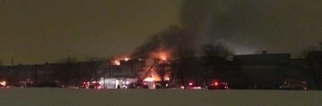Hammond Firefighters Still Battling Blaze-nearly 12 Hours Later | The Gazette Citizen Journalism | Scoop.it