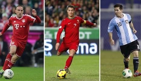 Ballon d'Or : élire Ribéry, c'est promouvoir un football qui favorise l ... - Le Nouvel Observateur | Foot | Scoop.it