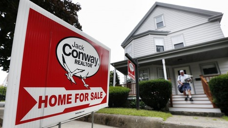 The Downside Of Up: How Rising Mortgage Rates Will Lead To Lower Sales | Real Estate Agent Marketing | Scoop.it