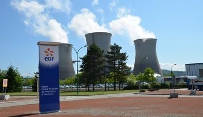 Centrale du Bugey – Un niveau d'eau anormal déclenche l'arrêt du réacteur n°2   L'écologie politique dans l'Ain   Scoop.it