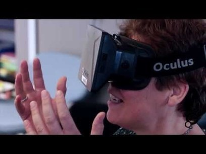 Virtual reality and museums of the future | Managing Technology and Talent for Learning & Innovation | Scoop.it