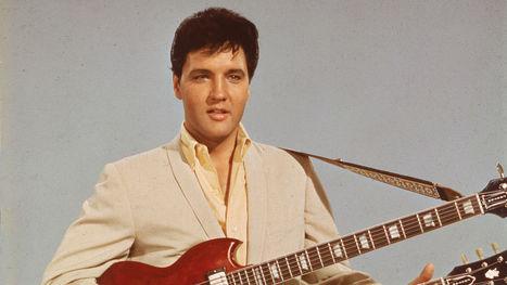 Elvis Presley, su vida en imágenes | Música popular urbana | Scoop.it