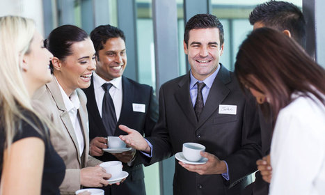 Face To Face: How In-Person Meetings Improve Social Networking   Meeting industry news   Scoop.it