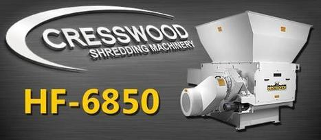 GO GREEN BY SHREDDING YOUR PLASTIC WASTE   cresswood   Scoop.it