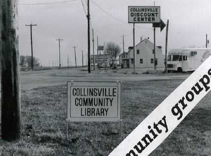 The Bookmobile That Became a Real Library; Collinsville ... | libraries | Scoop.it