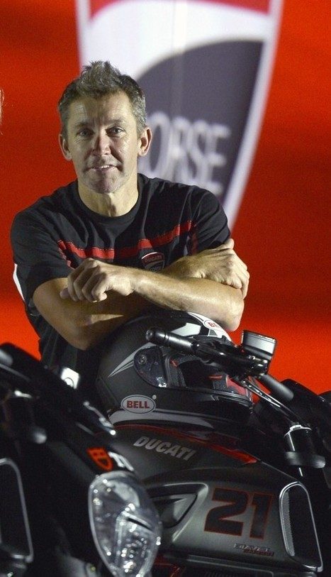 Troy Bayliss Is Back in SBK for Ducati | Ducati.net | Ductalk Ducati News | Scoop.it