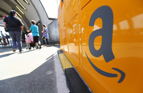 What Amazon's e-book numbers are and aren't telling you - Los Angeles Times | Books | Scoop.it