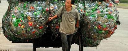 Le recyclage en Chine: un marché méconnu et peu médiatisé | Recherche d'actu Chine | Scoop.it
