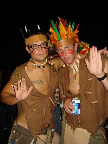 So your friend dressed up as an Indian. Now what?   Native ...   Colorful Prism Of Racism   Scoop.it