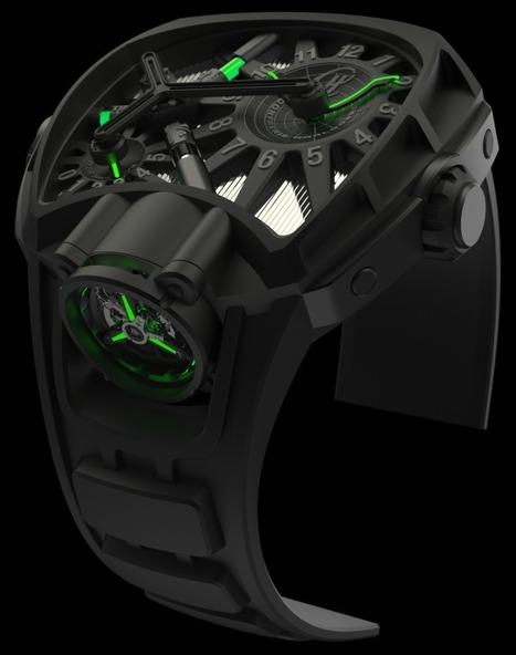 Hublot La Clé Du Temps Watch   Art, Design & Technology   Scoop.it