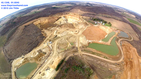HOLDING CORPORATIONS RESPONSIBLE: Mining Companies Devastate Pristine Wisconsin for Frac-Sand - Leaving a Mining, Chemical Wasteland | YOUR FOOD, YOUR HEALTH: Latest on BiotechFood, GMOs, Pesticides, Chemicals, CAFOs, Industrial Food | Scoop.it