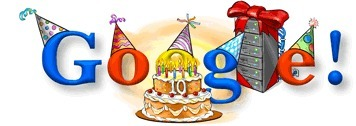 Google Turns 13: A History of Google's Birthday Doodles | Marketing Done Right | Scoop.it