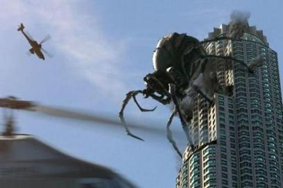 Trailer of the Week: A 'Big Ass Spider!' Destroys Downtown Los Angeles | Hot News on Video Production | Scoop.it
