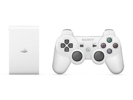 PlayStation Vita TV unveiled | Awesome Designers | Scoop.it