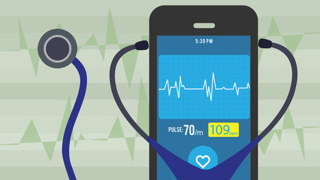 How iPhone health gadgets could change what 'see your doctor' means   LHCHapps   Scoop.it