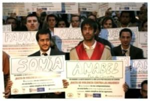 Campaña de hombres contra el machismo para erradicar la violencia contra las mujeres | Cuidando... | Scoop.it