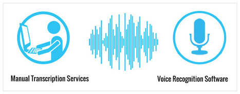 Why I Prefer Manual Transcription Services to Voice Recognition Software? | Transcribers-India | Scoop.it