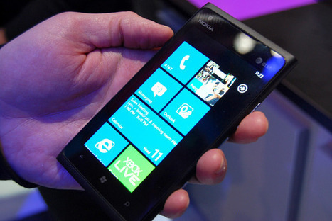 That was quick: Nokia became top Microsoft smartphone maker inQ4 | The World Of Mobility | Scoop.it
