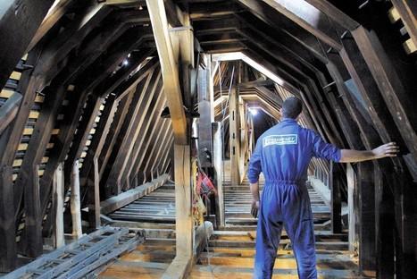 Des solutions en gel pour la préservation des bois | Protection du bois | Scoop.it