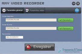 Any Video Recorder : un logiciel gratuit pour enregistrer en temps réel tout ce qui se passe sur l'écran de votre ordinateur | Astuces | Scoop.it