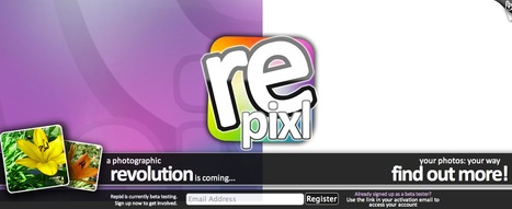 Repixl | Mimi's  ICT | Scoop.it
