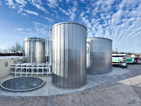 Dr Pepper Snapple tackles wastewater at Texas bottling plant | fruit juice | Scoop.it