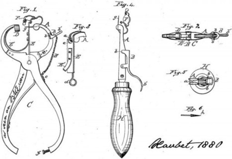 The Early History Of The Ear Piercing Gun | BME: Tattoo, Piercing ... | History of Piercings | Scoop.it