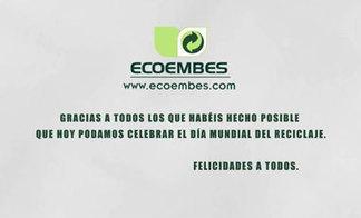 Ambientum - 17 de mayo - Día Mundial del Reciclaje | ECOSALUD | Scoop.it