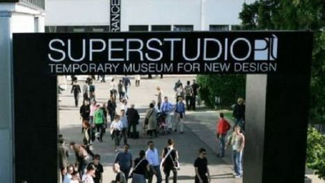 Al Fuori Salone 2013 le novità di Superstudio - DesignerBlog (Blog)   autoproduttori   Scoop.it