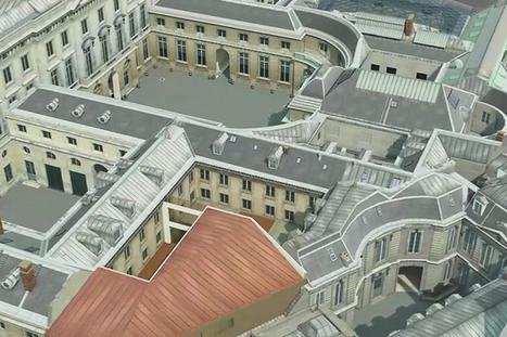 La Monnaie de Paris présente ses futurs bâtiments en réalité immersive avec le casque Oculus Rift | Brand Transmedia | Scoop.it