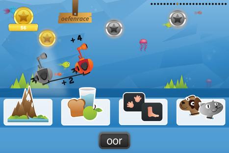 De Leesrace: een effectieve digitale interventie voor moeilijk lezende kinderen - Kennisnet | learn and teach | Scoop.it