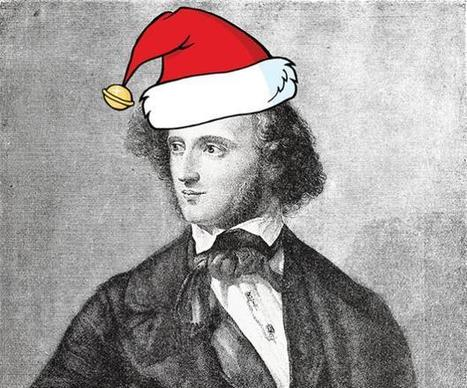 8 great composers at Christmas: What did the great composers get up to at Christmas? We look at some of their letters to find out | Classical-Music.com | Navigate | Scoop.it