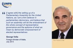 More new statements in support of a United Nations Parliamentary ... | United Nations | Scoop.it