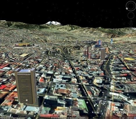 EDIFICIOS 3D DE LA PAZ EN GOOGLE EARTH | la paz vanguardia | #GoogleEarth | Scoop.it