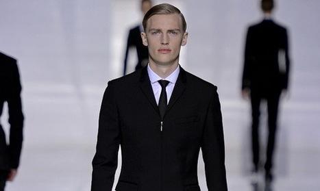 Le Petit Café de la Mode: Les défilés de mode masculine pour l'hiver 2014 | Suivre la mode | Scoop.it