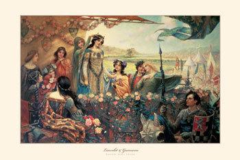 Ginebra y Morgana | El Rey Arturo | Scoop.it