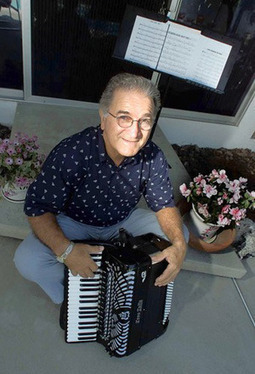 Frank Marocco dies at 81; jazz accordionist - Los Angeles Times | Jazz from WNMC | Scoop.it