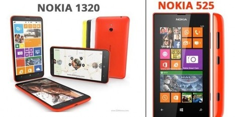 Nokia launches Nokia Lumia 1320 and Nokia Lumia 525 | Tutorial | Scoop.it