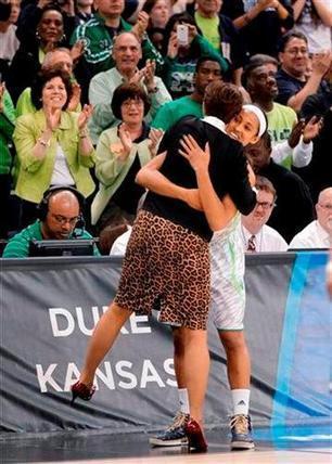 Notre Dame and UConn headline women's Final Four | UConn Basketball | Scoop.it