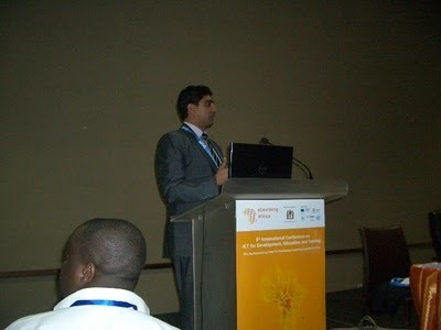 Vikas Joshi on Interactive Learning: mLearning in Africa | eLearning News Update | Scoop.it